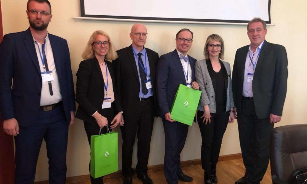 Delegacija INZ-a Na Konferenciji Vijeća Evropskih Regija  INZ.BA