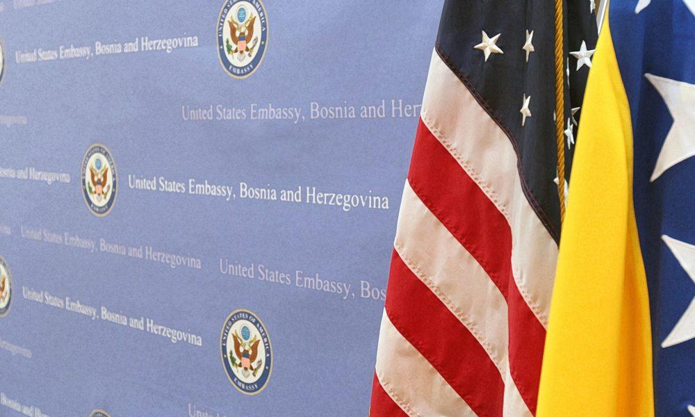 """Studija INZ-a """"Procjena Efekata Aerozagađenja Na Zdravlje Ljudi"""" Predstavljena U Ambasadi SAD"""
