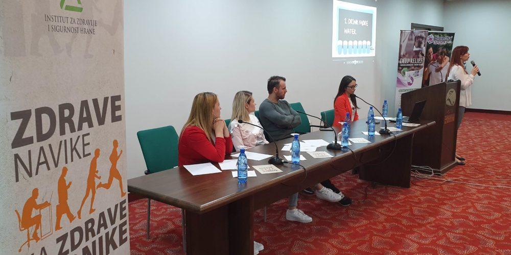 "FOTO: Počela Realizacija Projekta INZ ""Zdrave Navike Za Zdrave Radnike"""