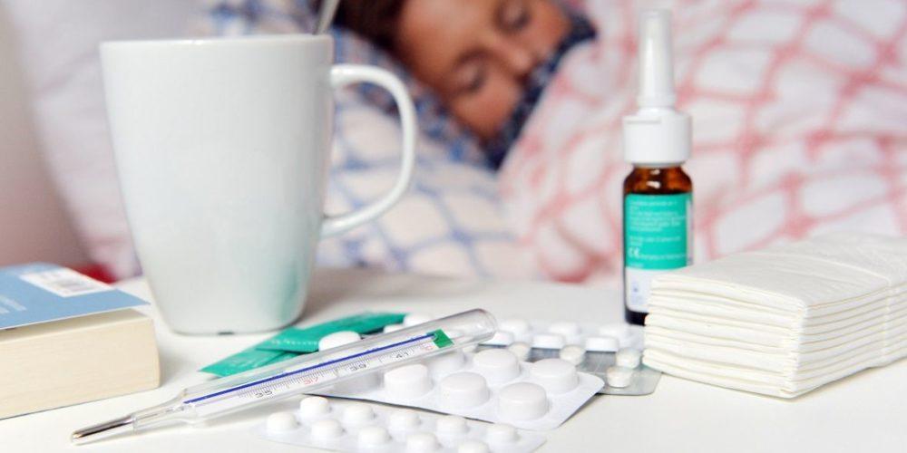 Nadzor Nad Gripom U ZDK – Izvještaj 15. Sedmica U 2019.