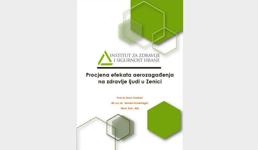 Dokument: Procjena Efekata Aerozagađenja Na Zdravlje Ljudi U Zenici