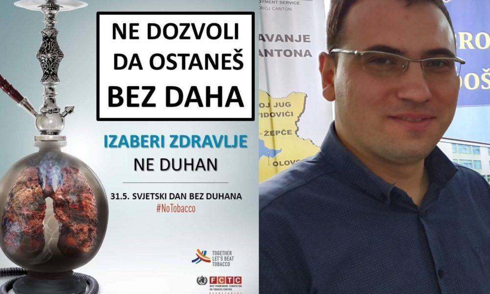 AUDIO: Običan Radio Mostar – Nino Hasanica Gost U Programu Povodom Svjetskog Dana Bez Duhanskog Dima