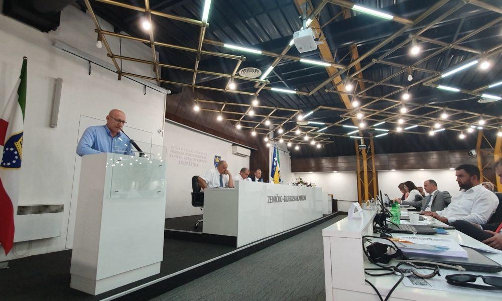 VIDEO: Izvještaj O Radu INZ Dobio Podršku Zastupnika Skupštine ZDK