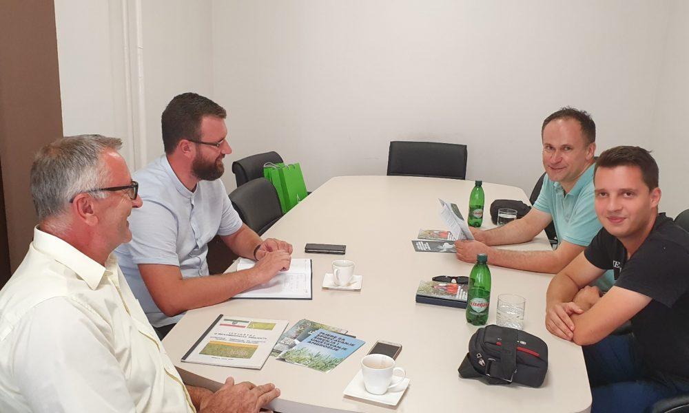INZ: Sastanak Sa Predstavnicima Gradske Uprave I ALBA-e
