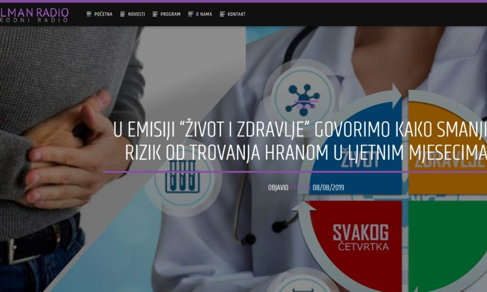 VIDEO+AUDIO: Život I Zdravlje Kalman Radija- Gosti Benjamin Čaušević I Jasmin Durmišević
