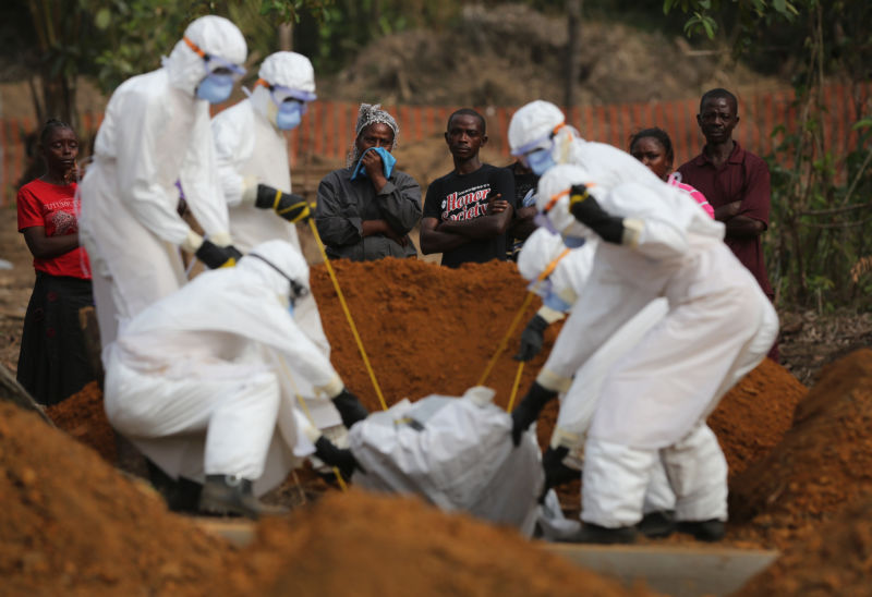 Preporuke Za Putnike Koji Idu U Države Pogođene Epidemijom Ebole (Uganda, Demokratska Republika Kongo I Ruanda)