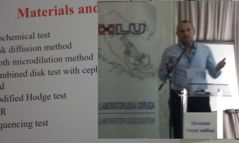 Na Kongresu Laboratorijske Dijagnostike U Hrvatskoj Predstavljen I Rad Stručnjaka INZ-a