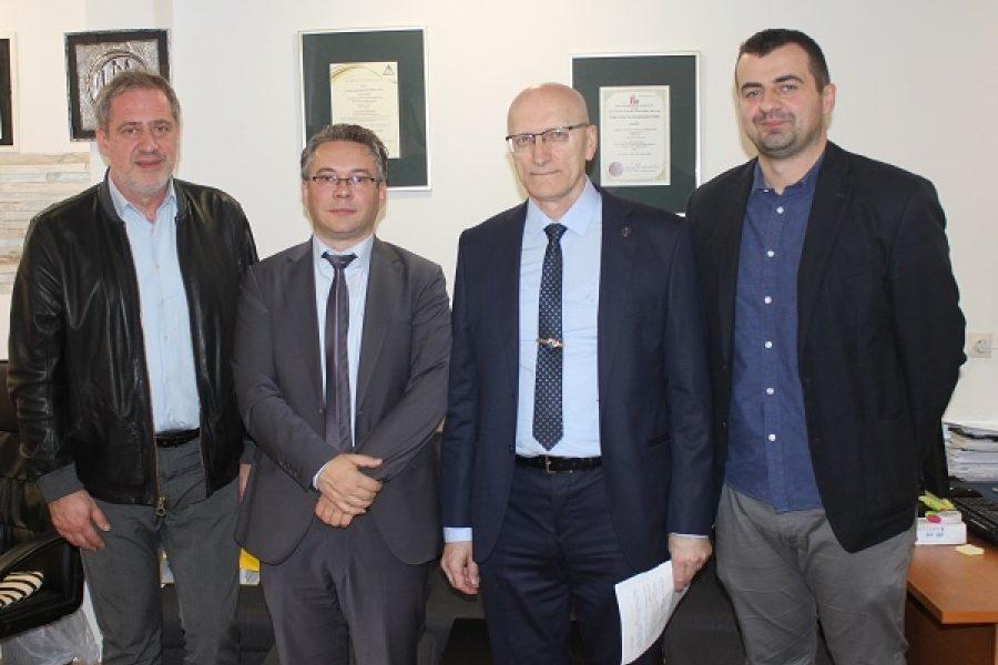 Potpisan Protokol O Stručno-tehničkoj I Naučno-obrazovnoj SaradnjiINZ I Agencije Za Certificiranje Halal Kvalitete