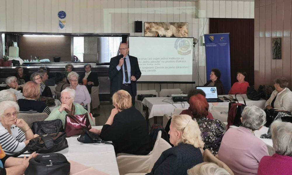 Tuzla: Edukacija Potrošača O Sigurnosti I Kvalitetu Hrane Na Bh. Tržištu