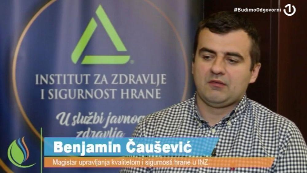 VIDEO: Benjamin Čaušević Gost Agro Ekologike Na BHT-u