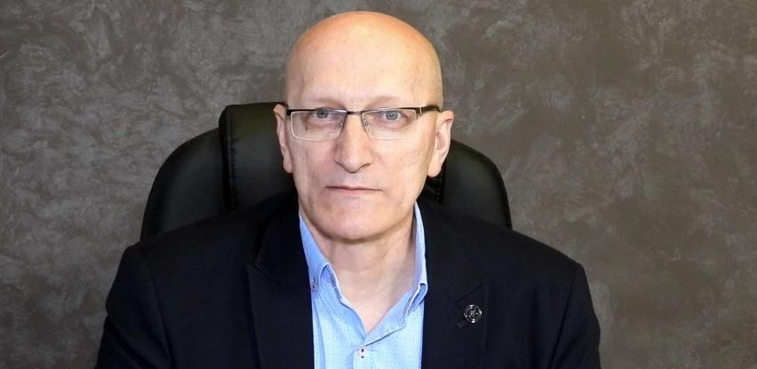 """Direktor Huseinagić O Pet Godina Rada INZ-a Za Emisiju """"U Fokusu"""" Radija Federacije"""