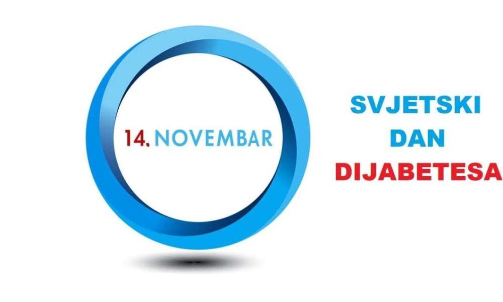 Danas Je 14. Novembar – Svjetski Dan Borbe Protiv Dijabetesa